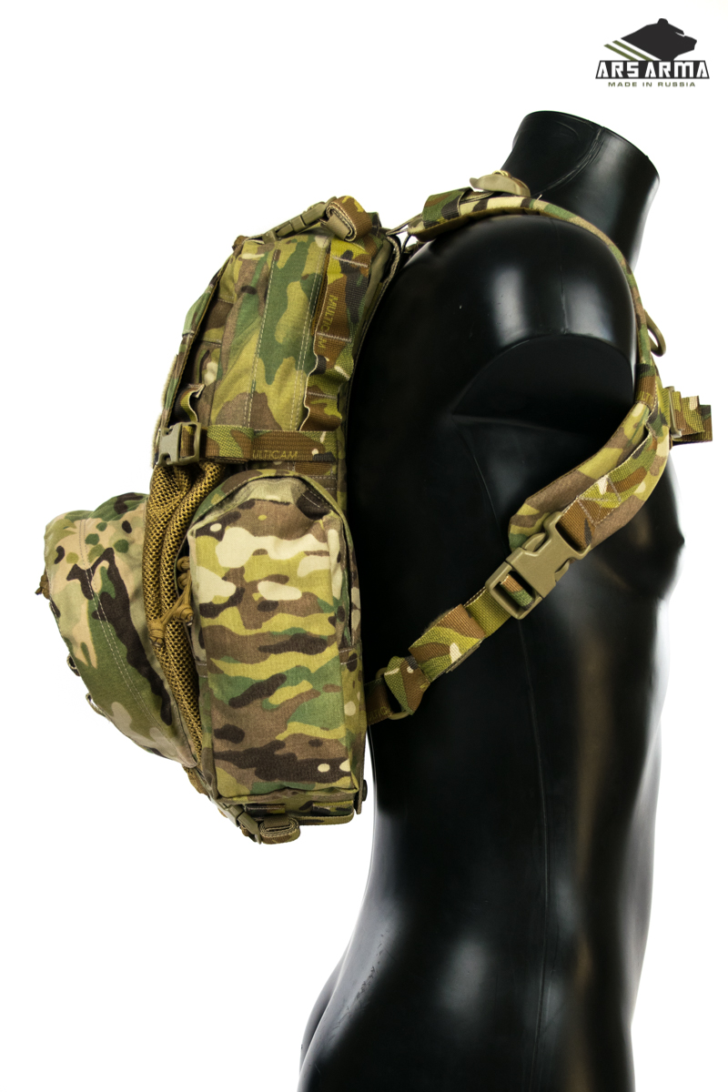 Рюкзак Eagle Beaver Tail Assault Pack/YOTE